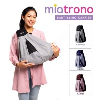 Miatrono Baby Sling Carrier NEW Color - Gendongan Bayi