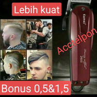 KEMEI KM-2600 Professional Rechargeable Electric Hair Clipper Cordless - km 2600