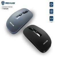Mouse Wireless Silent Rexus Q20 Office Mouse