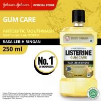 LISTERINE® Gum Care Antiseptic Mouthwash / Obat Kumur 250ml
