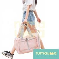 RUMAUMA Tas GYM Olahraga Foldable Sports Travel Waterproof Bag Besar