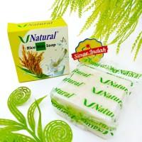 Sabun Beras V Natural Rice Soap