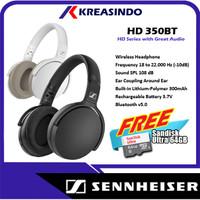 Sennheiser HD 350BT HD350BT Over Ear Wireless Bluetooth Headphones