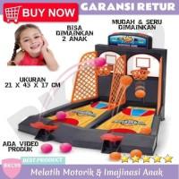 A15 Mainan Anak Perempuan Cewek Cewe Laki Laki Cowok Cowo Bola Basket