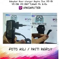 Adaptor Acer charger Aspire One V5-131 V5-132 V5-132P D260 19v 2.15a