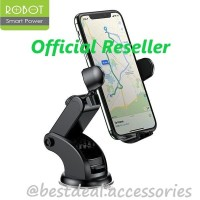 Robot RT-CH11S Car Holder Suction Cup & Spring Lock Washable