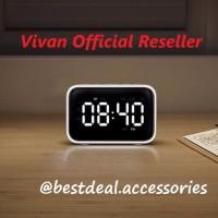 Vivan VS5 Speaker Bluetooth Aktif Alarm Clock With FM Radio