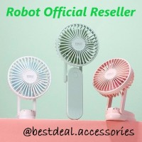 Robot RT-BF11 Kipas Angin Portable Mini Fan & Powerbank 2000mAh