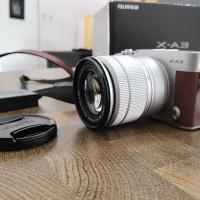 Fujifilm X-A3 bekas mulus