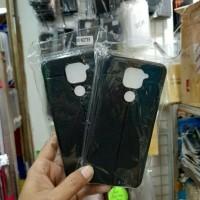 auto focus case redmi note 9 tpu leather sarung hp kulit jeruk