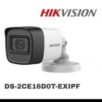 DS-2CE16D0T-EXIPF Camera CCTV Hikvision 4in1Bullet Exir 2.
