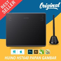 HUION HST640 Digital Tablets Papan Desain Papan Gambar USB Signature