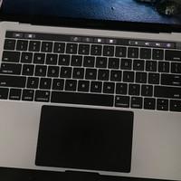Skin Pelindung trackpad Apple Macbook Pro 13 touchbar dan non touchbar