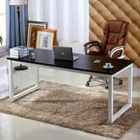 meja kantor modern desain workstation table meeting sz140 * 70*70