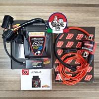 ECU Racing aRacer SpeedTek RC Mini5 + Koil Vespa Sprint Prima 3V Iget