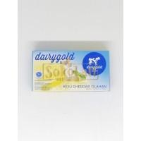 Dairygold Blue, keju cheddar olahan 180gr