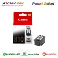 Cartridge Canon PG810 Black - iP2770 Ori / Original PG 810