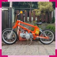 az- BMX Cub Karisma 125cc