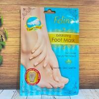 Felinz Exfoliaing Foot Mask / Masker Kaki 2 Sheets