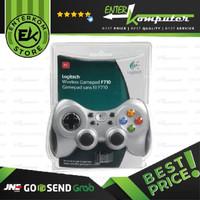 Logitech F710 Gamepad - (Vibrate, Wireless)