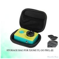 Storage bag action cam untuk xiomi yi gopro dan lain2