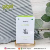 Herbilogy Laxa Tea Melancarkan BAB (20 Tea Bag) Gigel Organic
