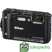 MCM - Nikon COOLPIX W300 Digital Camera Underwater