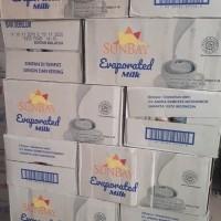 Sunbay Susu Evaporasi Kartonan khusus Gojek dan Grab