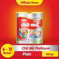 CHILMIL 800g Morinaga Platinum 2 Chilmil 800 gr chil-mil Kaleng