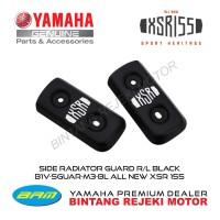 SIDE RADIATOR GUARD L/R