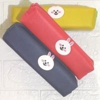 Kotak Pensil Polos Animal