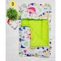 Shafiyyah.sarban Sleeping Bag Baby / Selimut Topi Bayi Resleting - No.9