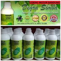 Degra Simba Solusi WC Mamper Bau Sedot Septic Tank Pembersih Toilet