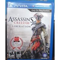 PS VITA Games - Assassins Creed Liberation