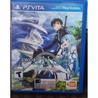 PS VITA Games - Sword Art Online Lost Song