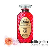 Moist Diane Extra Volume and Scalp Shampoo 450ML Made In Japan ORI