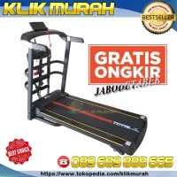 Treadmill Elektrik New TL-615 – Treadmill Sports
