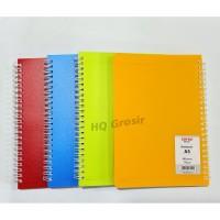 Notebook/Buku Catatan/Buku Tulis Spiral A5 JOYKO Note Book NB-661