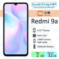 Xiaomi Redmi 9A 2/32 GB Garansi Resmi