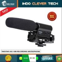 TAKSTAR SGC-598 Microphone DSLR / MIC Recording