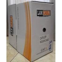 Kabel LAN UTP Cat6 Indoor Eceran Meteran