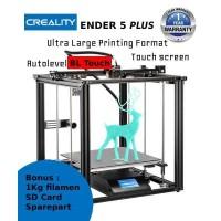 Creality Ender 5 Plus Printer 3D Ukuran Besar Autoleveling Touchscreen