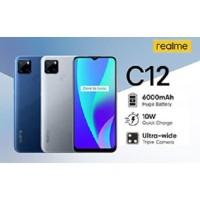 Realme C12 3/32 GB RAM 3GB ROM 32GB Garansi Resmi