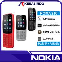 Nokia 210 Original Garansi Resmi