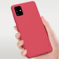 SAMSUNG A51 NILLKIN Frosted HardCase Hard Case Original - Merah