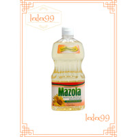 Mazola Sunflower oil / Minyak Bunga Matahari 900ml