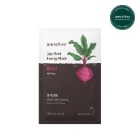 [innisfree] Jeju Root Energy Mask (Beet) 25ML