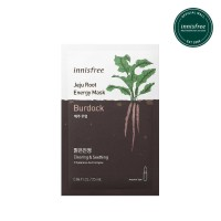 [innisfree] Jeju Root Energy Mask (Burdock) 25ML