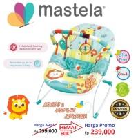 Mastela Baby Bouncer 1 Recline BLUE - 6703