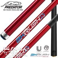Predator BK Rush Redline NW - Break Cue Stick Red Billiard Carbon Cues